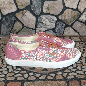 Vans Authentic California Design